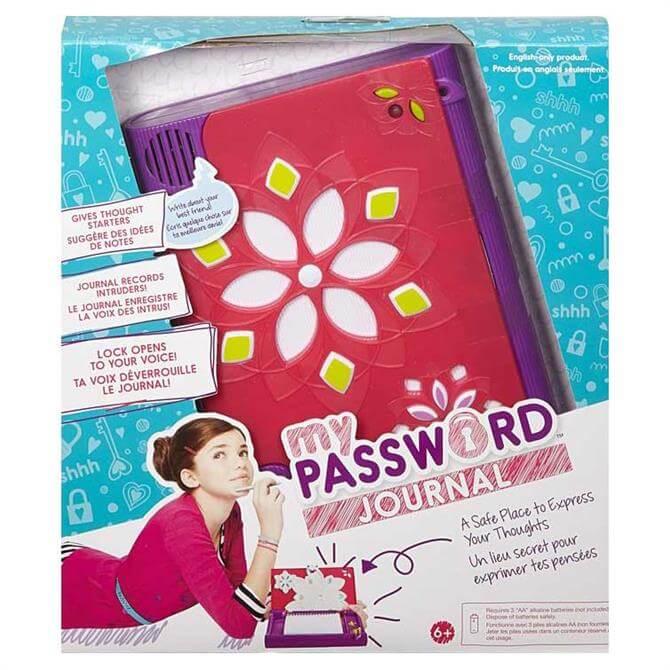 Mattel My Password Journal