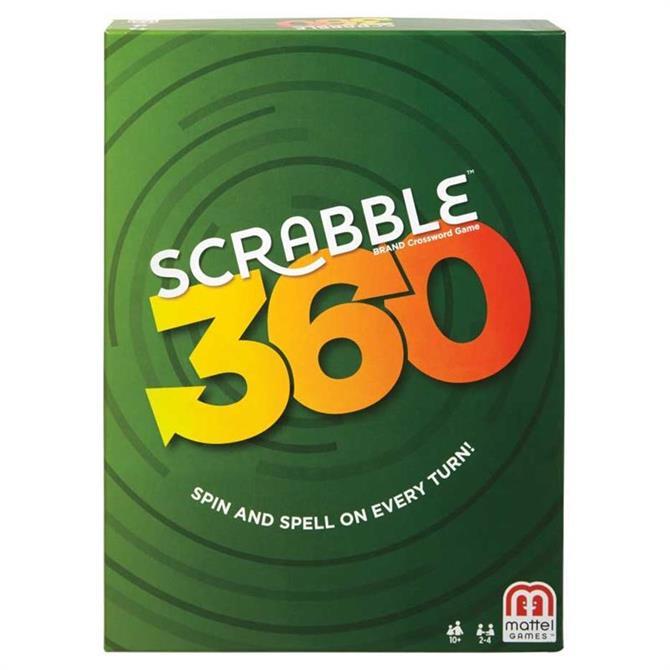 Mattel Scrabble 360