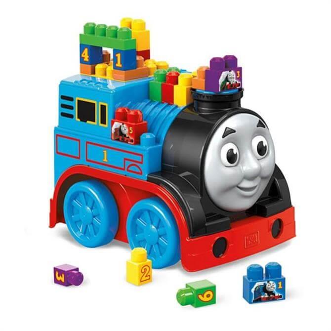 Fisher Price Mega Bloks Thomas Build and Go