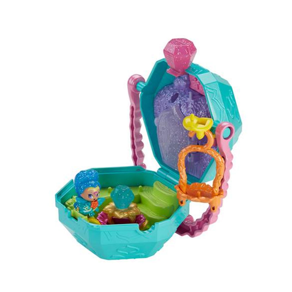 An image of Shimmer & Shine Jewellery Box Assorted