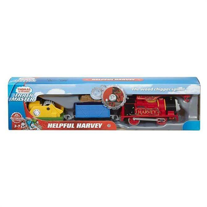 Thomas & Friends TrackMaster Helpful Harvey