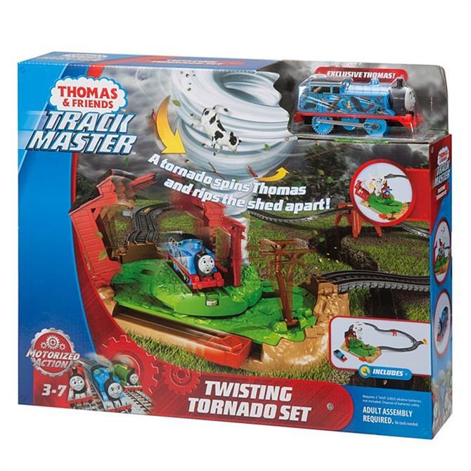 Thomas & Friends TrackMaster Twisting Tornado