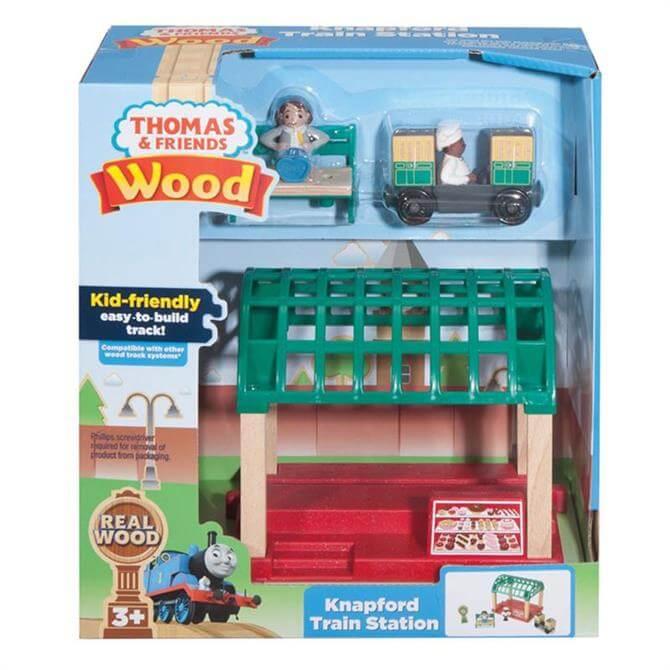Thomas & Friends Wood Knapford Station