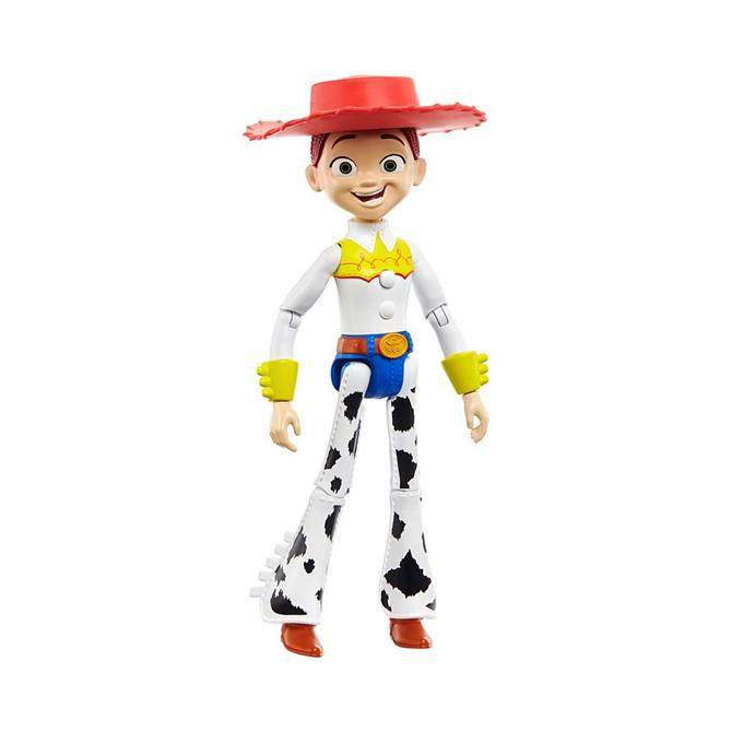 Mattel Toy Story 4 True Talkers Jessie