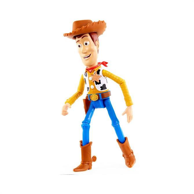 Mattel Toy Story 4 True Talkers Woody