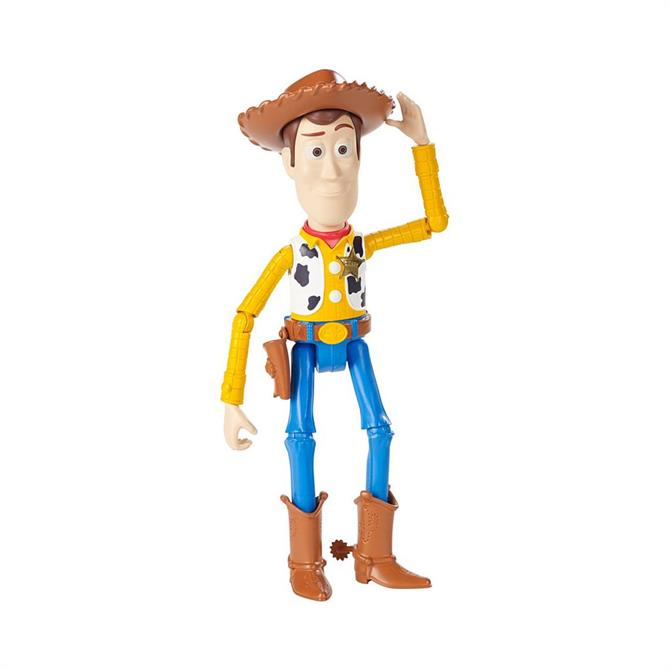 Mattel Toy Story 4 Woody Figure