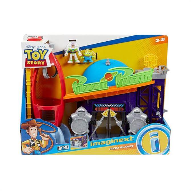 Imaginext Toy Story 4 Pizza Planet