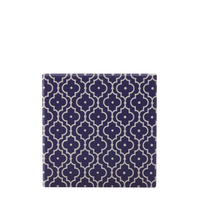 Maxwell & Williams Medina Taza Ceramic Square Tile Coaster
