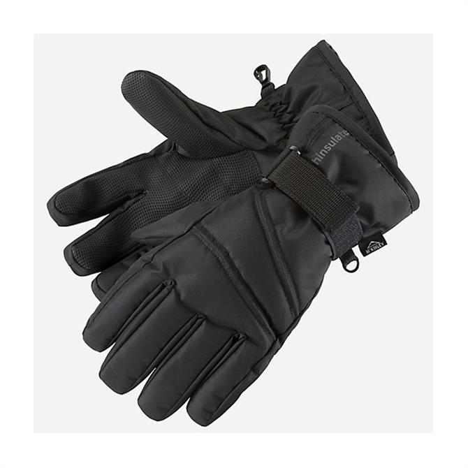 McKINLEY Junior Ronn II Ski Gloves- Black
