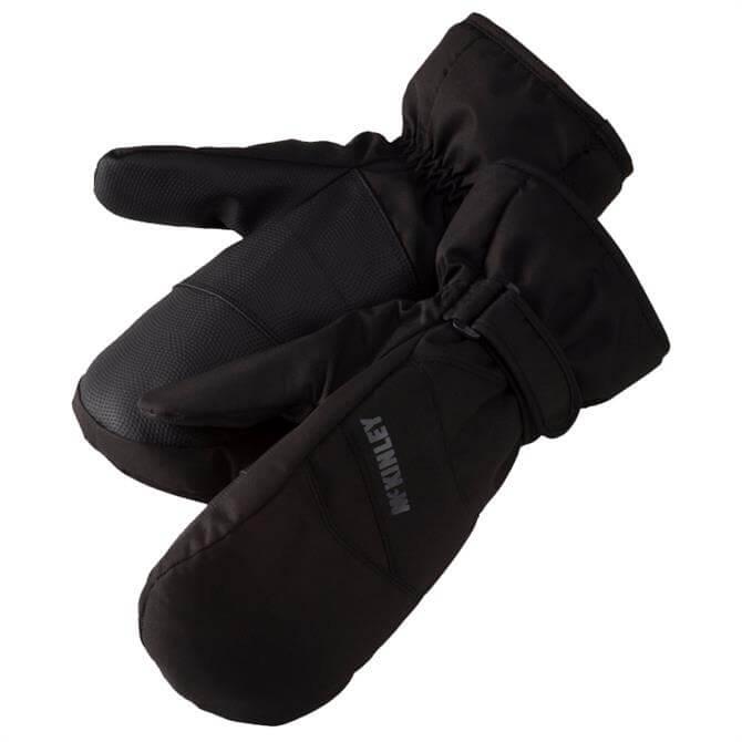 McKINLEY Men's Valentino II Mitten- Black