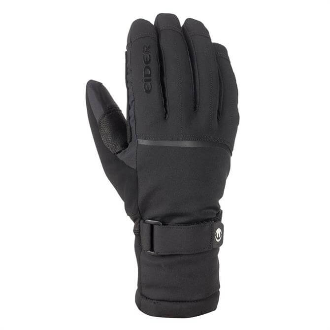 Eider Men's Rocker Ski Gloves 18- Black