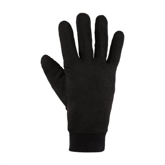 McKINLEY Adult Silk Winter Glove- Black