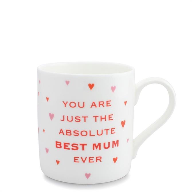Cammy Thomson Absolute Best Mum Ever Mug