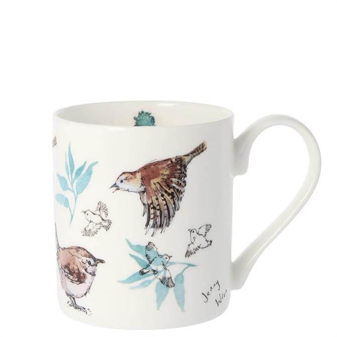 Madeline Finch 5 Jenny Wren Mug