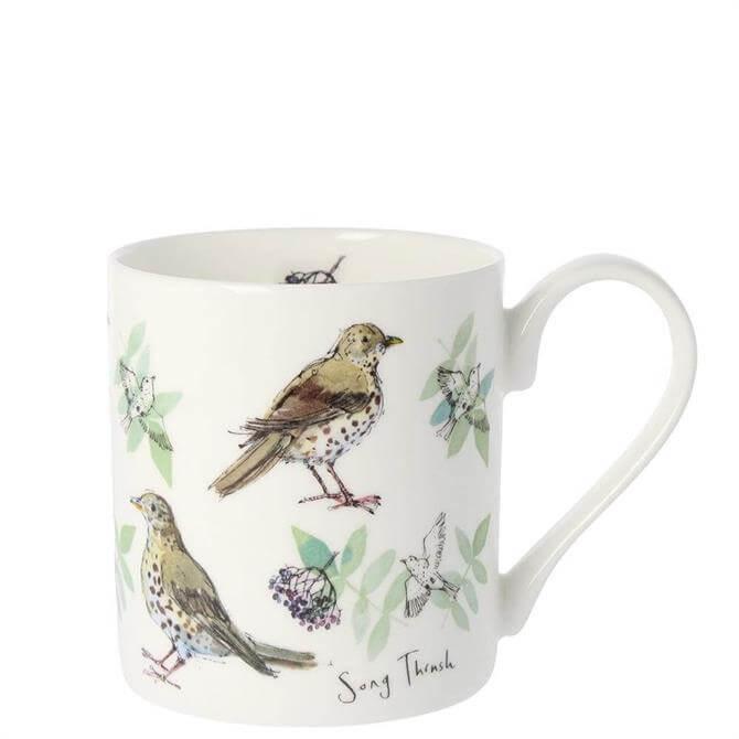 Madeline Finch 5 Song Thrush Mug