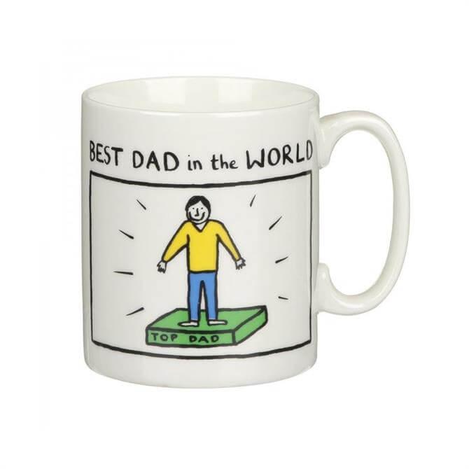 McLaggan 'Best Dad In the World' Mug