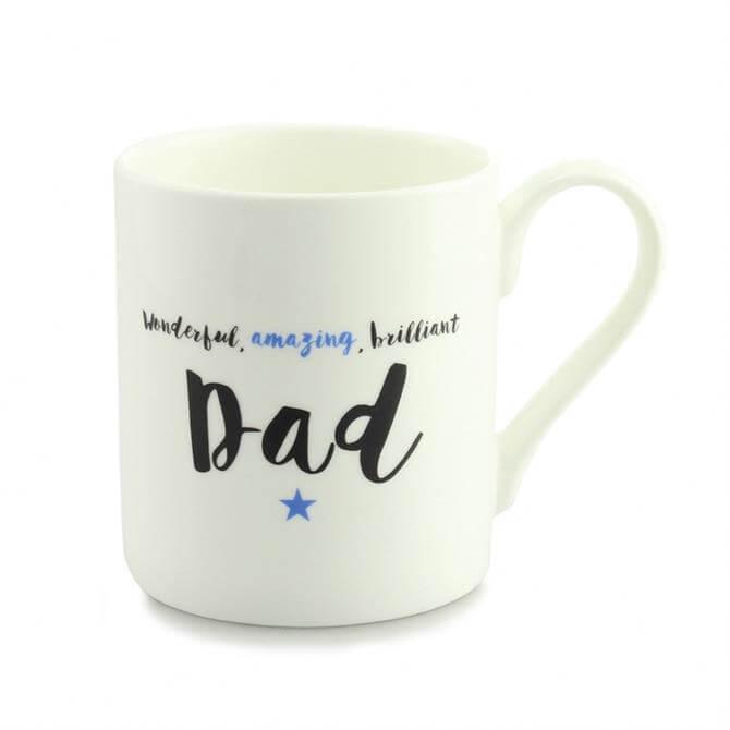 McLaggan 'Brilliant Dad' Mug