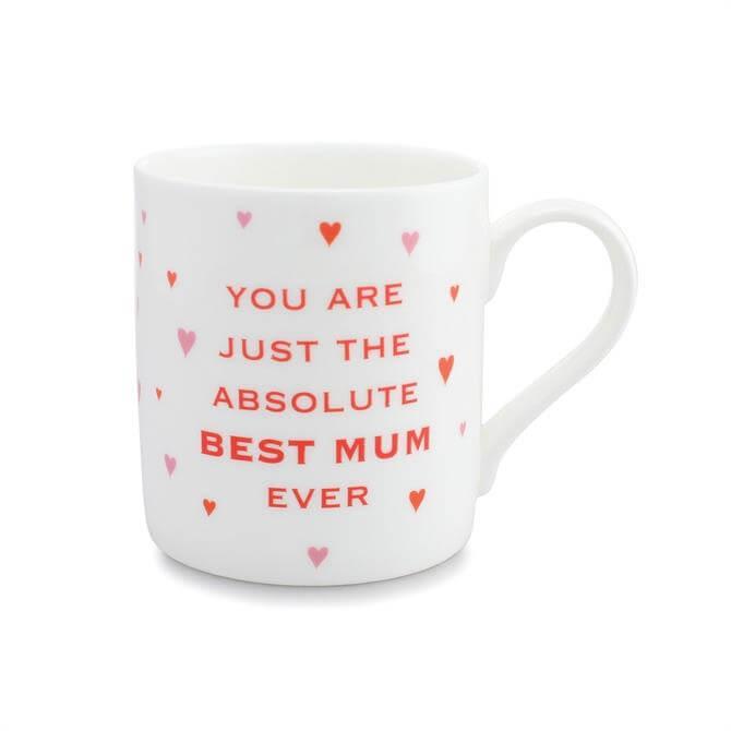 Mclaggan Mug: Absolute Best Mum Ever