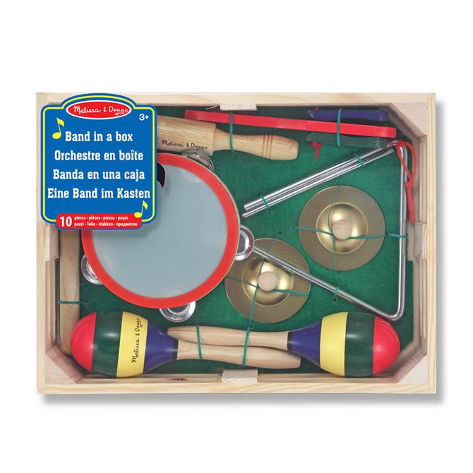 Melissa and Doug Band in a Box