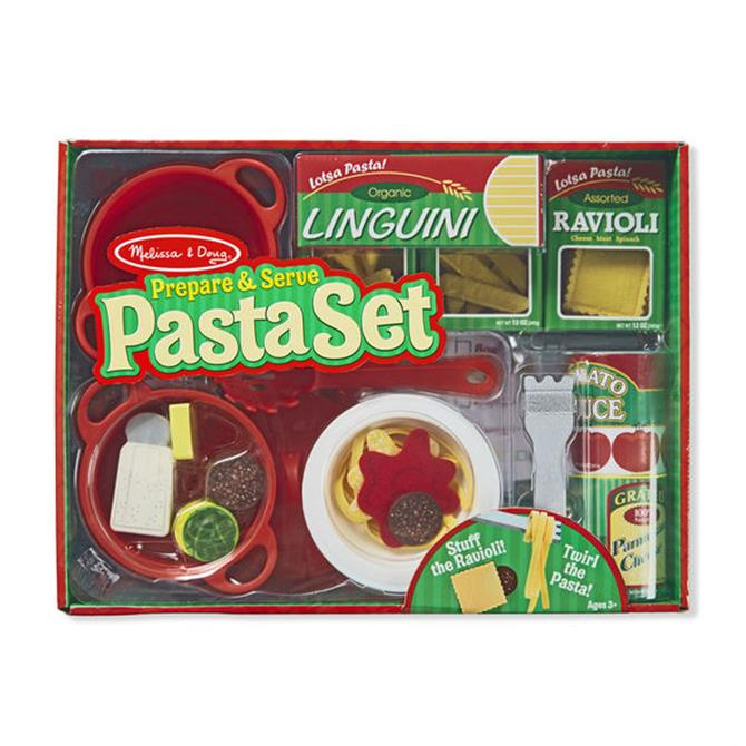 Melissa and Doug Prepare and Serve Pasta Set