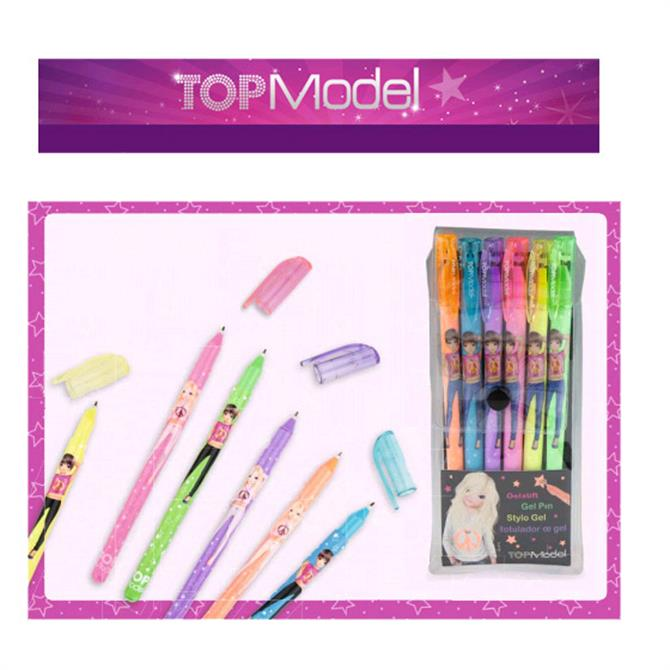 Depesche Top Model Neon Gelpen Set