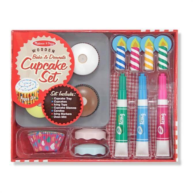 Melissa & Doug Cupcake Decorate Set