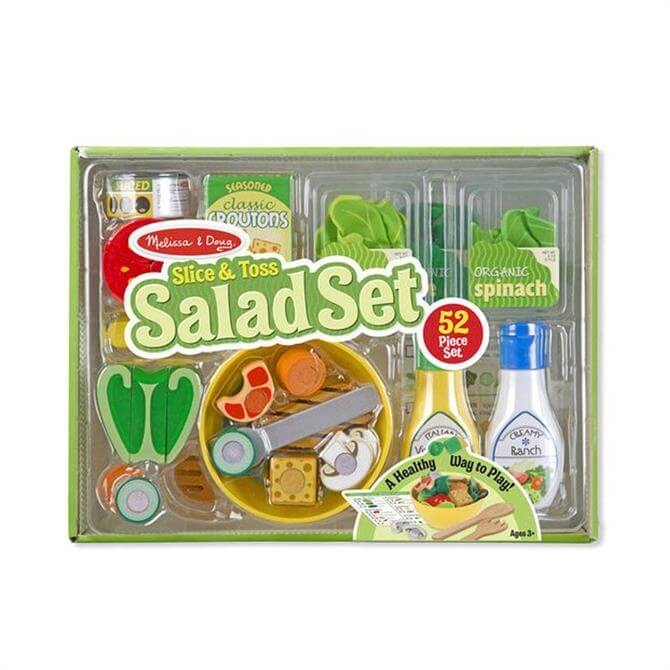 Mellisa & Doug Salad Set