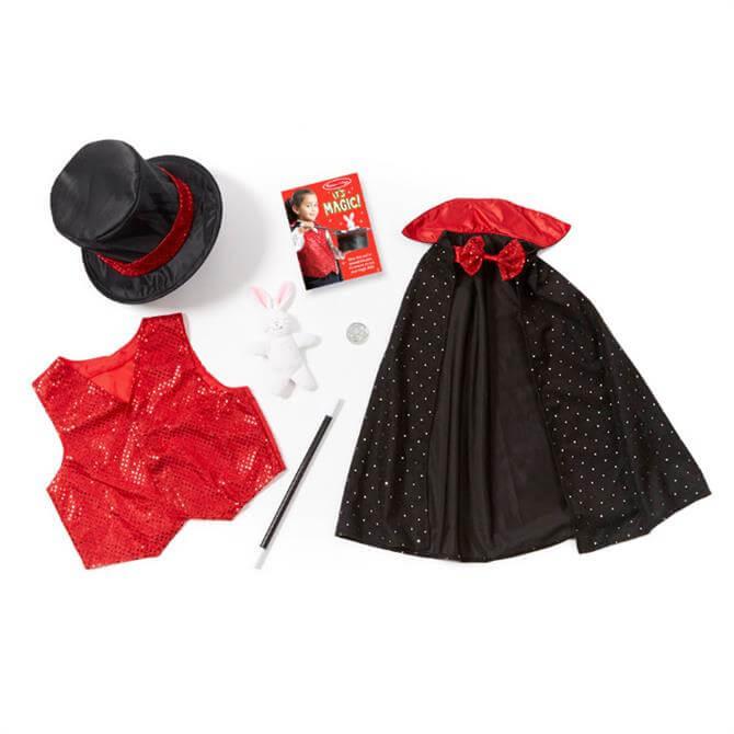 Melissa & Doug Magician Roleplay Costume Set