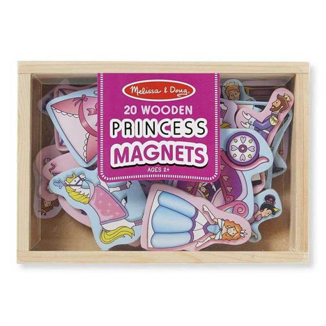 Melissa and Doug Princess Magnets