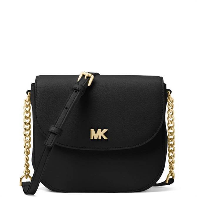 Michael Michael Kors Pebbled Leather Dome Crossbody Bag