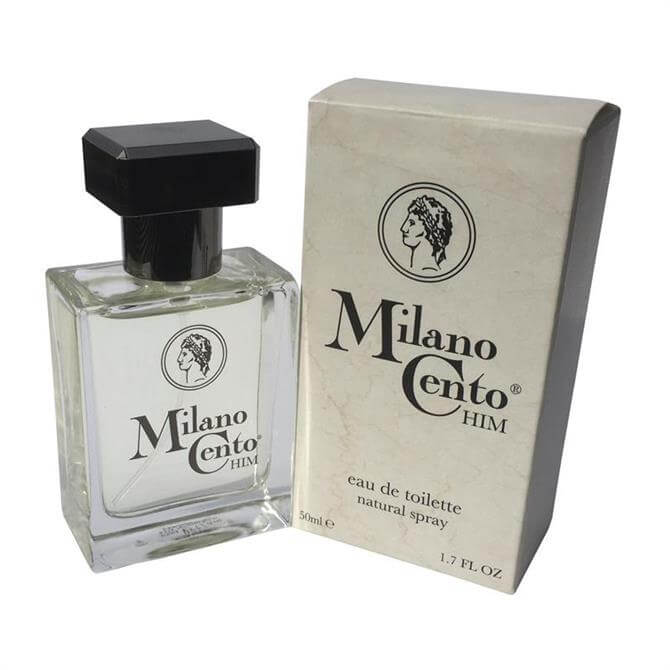 Milano Cento Natural Spray Eau De Toilette 50ml