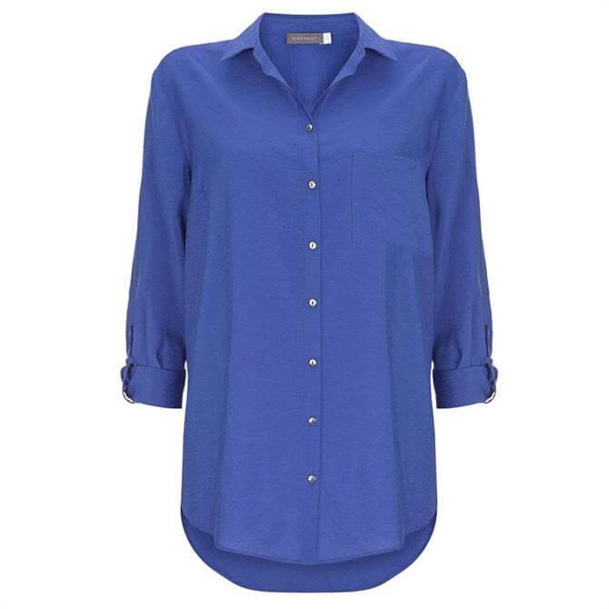 Mint Velvet Azure Boyfriend Shirt