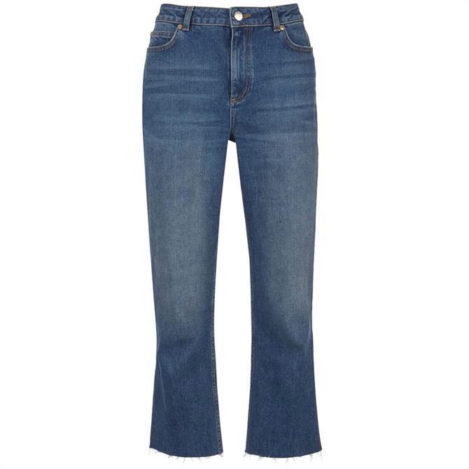 Mint Velvet Meribel Indigo Straight Jean