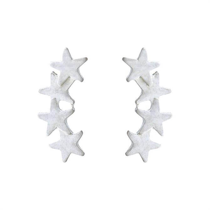 Mint Velvet Star Cuff Earring