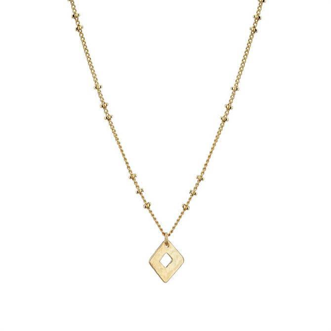 Mirabelle Losange Pendant Necklace