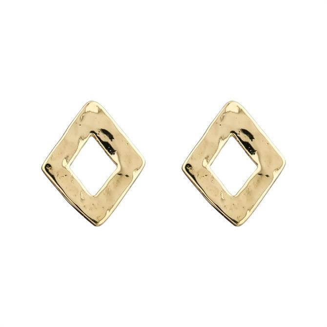 Mirabelle Losange Stud Earrings