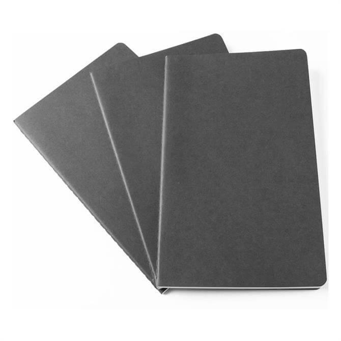 Moleskine Plain Cahier Journal Extra Large - Set of 3