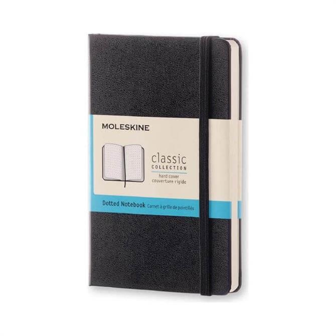 Molskine Notebook Pocket DottedHard Back