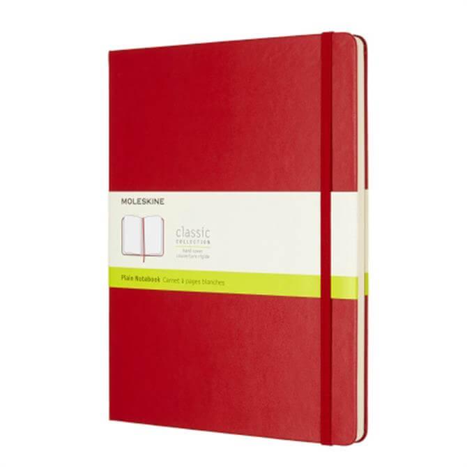 Moleskine Classic Ruled Hardback Notebook XL