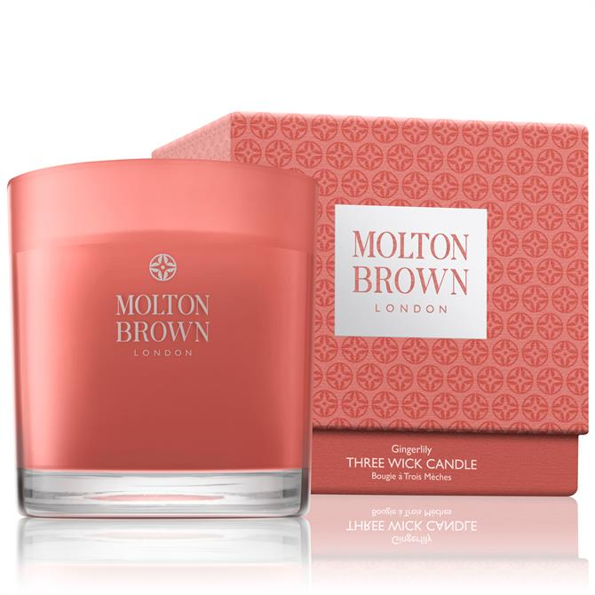Molton Brown Three Wick Candle