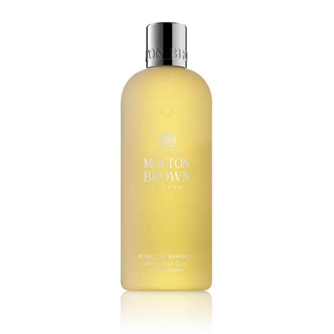 Molton Brown Purifying Shampoo With Indian Cress 300ml