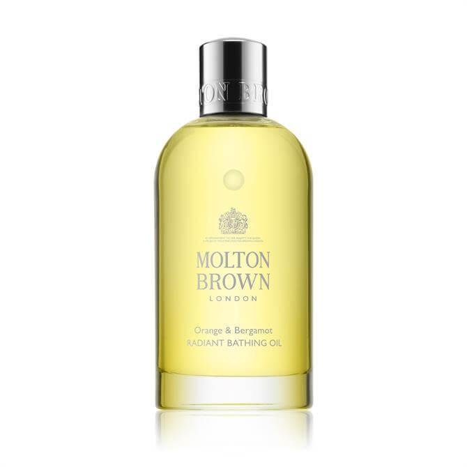 Molton Brown Orange & Bergamot Radiant Bathing Oil 200ml