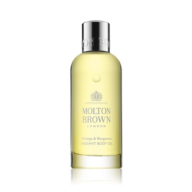 Molton Brown Orange & Bergamot Radiant Body Oil 100ml