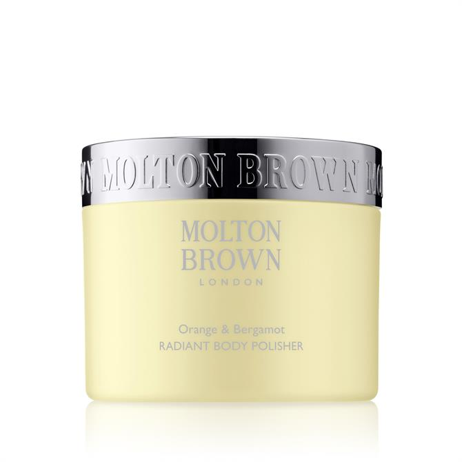 Molton Brown Orange & Bergamot Radiant Body Polisher 275g