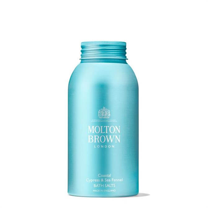 Molton Brown Coastal Cypress & Sea Fennel Bath Salts 300g