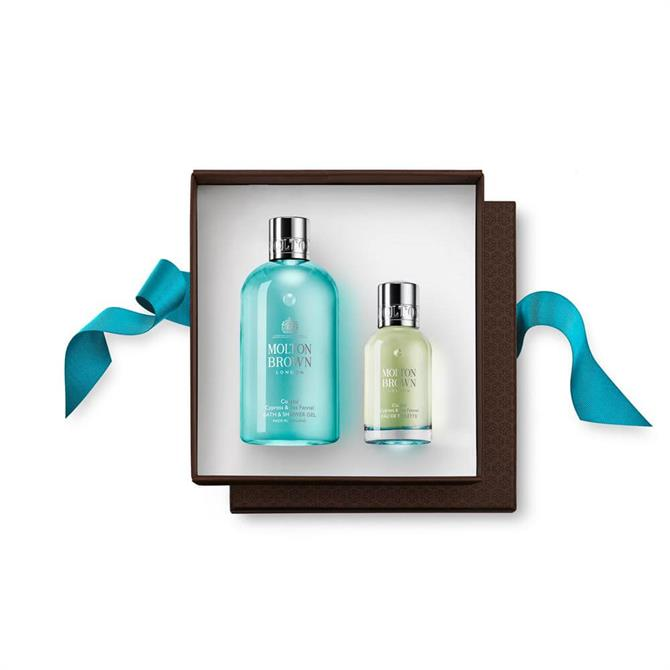 Molton Brown Coastal Cypress & Sea Fennel Fragrance Rituals Gift Set