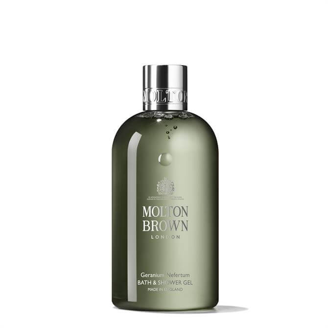 Molton Brown Geranium Nefertum Bath & Shower Gel 300ml