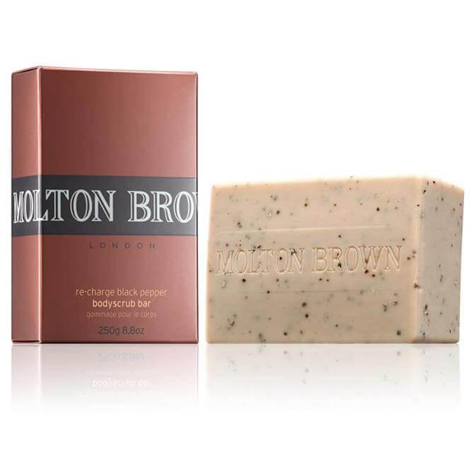 Molton Brown Black Pepper Bodyscrub Bar 250g