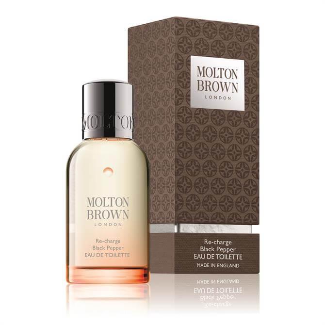Molton Brown Re-charge Black Peppercorn  Eau De Toilette 50ml