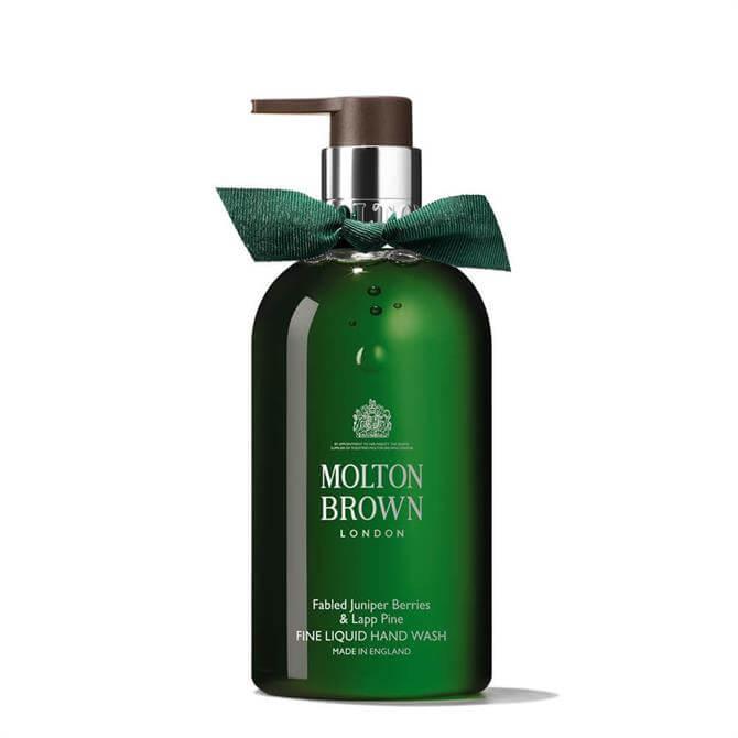 Molton Brown Fabled Juniper Berries & Lapp Pine Fine Liquid Hand Wash 300ml